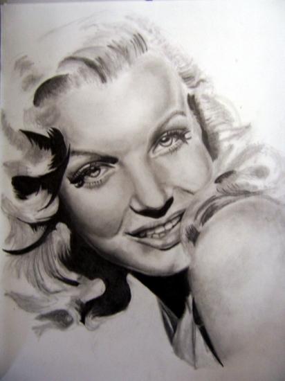 Marilyn Monroe por washa
